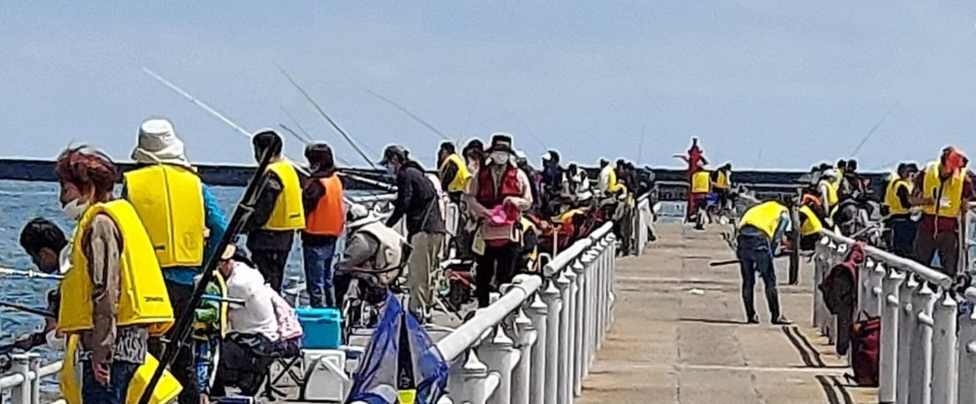 鹿島港魚釣園 (かしまこう うおつりえん)